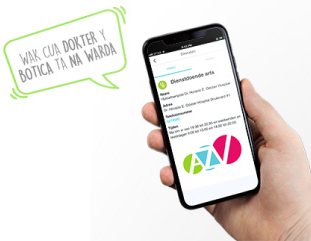 Download AZV app